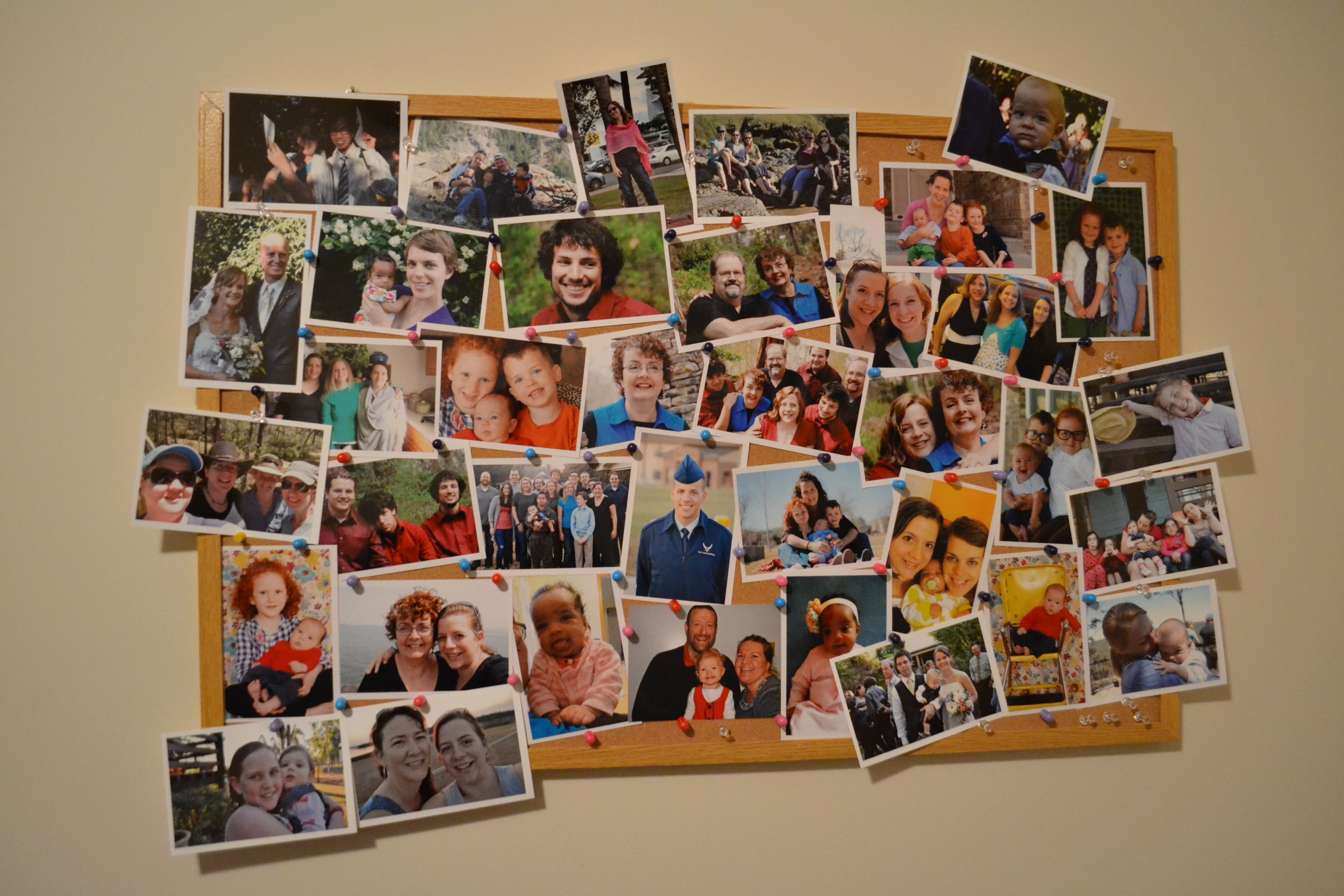 Ideas For Photography Boards : Bulletin boards sing like no one s listening